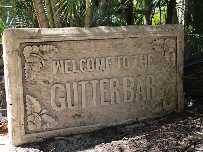 The Gutter Bar Kooringal Moreton Island