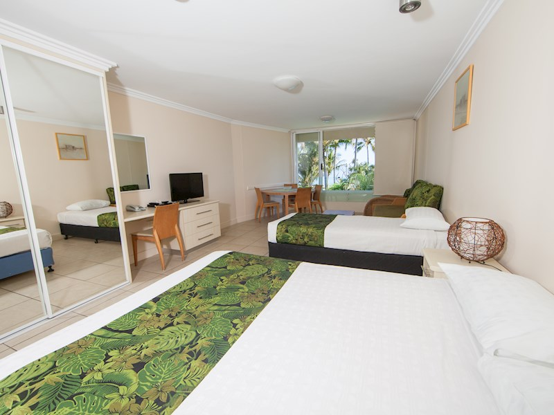 Tangalooma Island Resort Units Hotel Accommodation