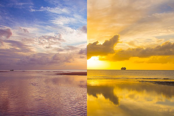 Sunrise to Sunset - A Day at Tangalooma Island Resort QLD