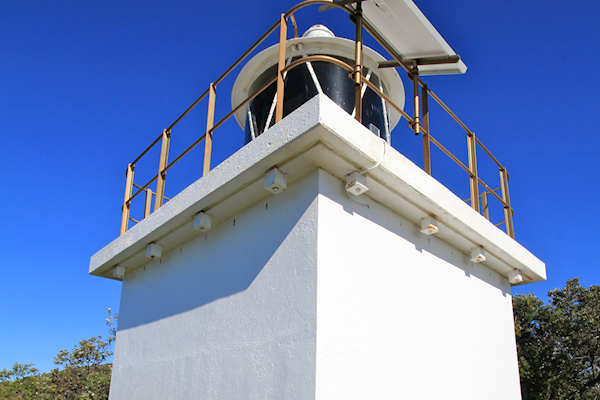 North Point Lighthouse - Moreton Island