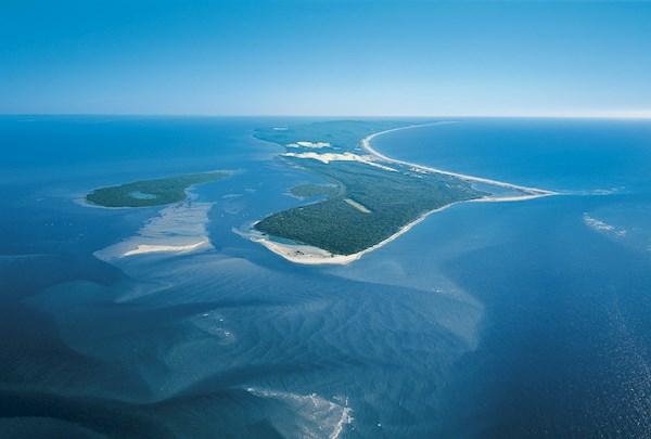 Quandamooka Country Moreton Island Queensland