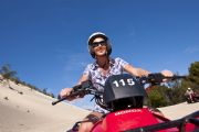 ATV Quad Bike Tours are a great option for day cruises!