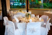 Receptions at Tangalooma are sure to impress