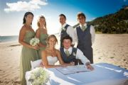 Beachside Weddings at Tangalooma