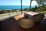 Holiday House views over Moreton Bay